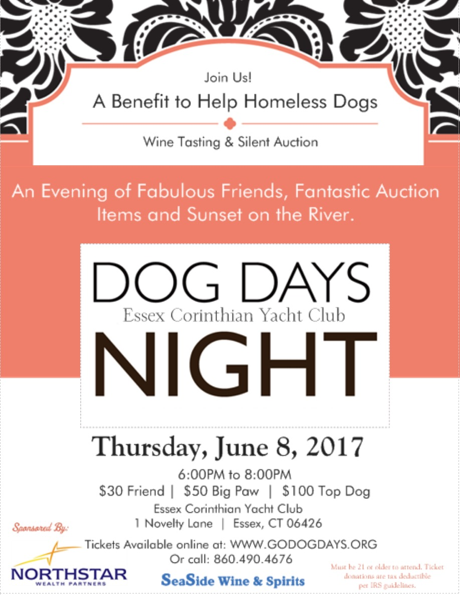 Dog Days Night At Essex Corinthian Yacht Club